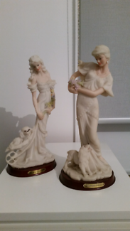 MILANO COLLECTION womens porcelain statues - MAKE AN OFFER! Greenvale Hume Area Preview