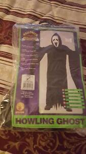 Boy's Howling Ghost Halloween costume