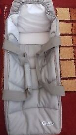 Baby newborn Graco carry cot