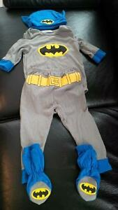 Batman halloween costume 12-18 mos