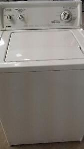 Whirlpool Mfg. Washer + Dryer, Large Capacity Huge Energy Saver