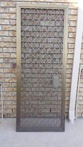 Security screen door Mount Crosby Brisbane North West Preview