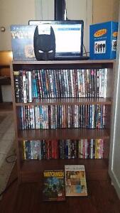 Incredible collection of DVD movies