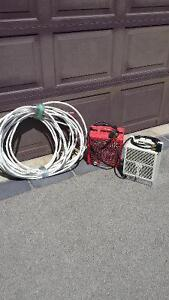 Electrical wire and heaters