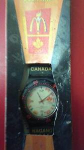 1998 nagano olympics Mcdonalds collector watch in box Belleville Belleville Area image 3