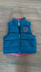 Children's Place reversible vest