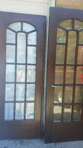 Very Rare Antique doors from Old forest hill area!