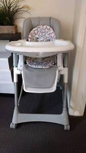 Steelcraft Dolce highchair Sunbury Hume Area Preview