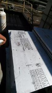 2 inch roofmate insulation r10  2x4 sheets