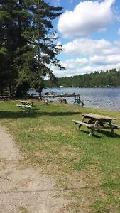 long weekend on the lake