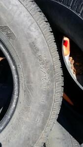 Goodyear tires singles $70ea or all 3 $180