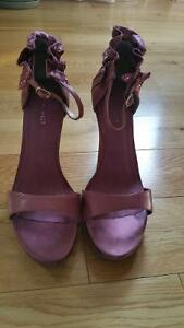 Beautiful high heels dressy shoes West Island Greater Montréal image 6
