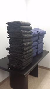 MOVING BLANKETS AND NEOPRENE FLOOR RUNNERS ON SALE