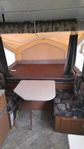 2009 Flagstaff by Forest River tent trailer