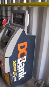 preowned ATM. ABM machine for sale selling cheap