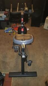 AFG 7.3IC Indoor Cycle exercise bike 700$ obo Cornwall Ontario image 5
