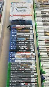 One Stop Cell Shop Has A Nice Selection Of Video Games!