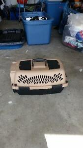 Small kennel good for traveling