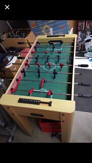 Indoor Soccer table