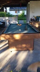 Great Rec-room Pool Table