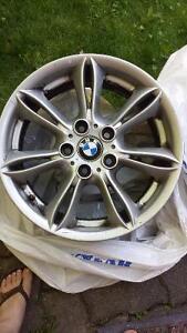 2003 BMW Z4 7 Double Spoke OEM RIMS Kitchener / Waterloo Kitchener Area image 2
