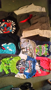 Size 4 boys clothes Grange Charles Sturt Area Preview