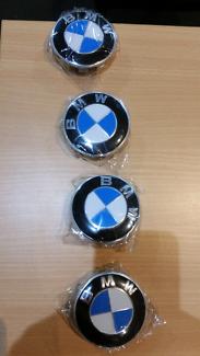 BMW centre alloy Caps