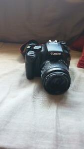 Camera- Canon Rebel t3