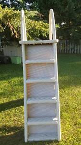 Brand new pool ladder