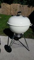 Looking for old weber charcoal grills.