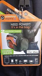NEW Powerbag by ful - portable power source in a backpack Kitchener / Waterloo Kitchener Area image 1