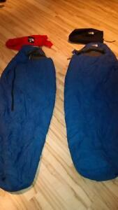 Sleeping Bags X2 Youth North Face