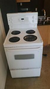 Frigidaire apartment size oven and other appliances cheap!