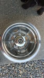 Hub/Wheel cover for 1 ton dually