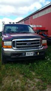 Pickup Truck selling for parts