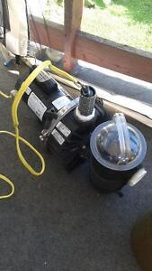 moteur de piscine creuser