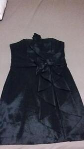 Cute strapless little black dress for $10.