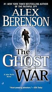 BERENSON-THE-GHOST-WAR-PAPERBACK-MILITARY-FICTION