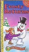 Frosty Returns VHS