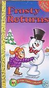 Frosty Returns VHS