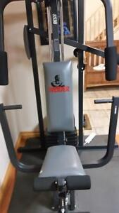 Weider 8530 Exercise station