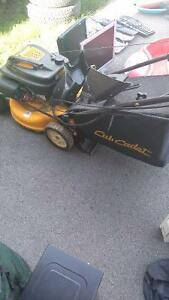 New lawn mower, usedfor only 2 seasons
