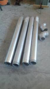 Gas vent pipes for sale!