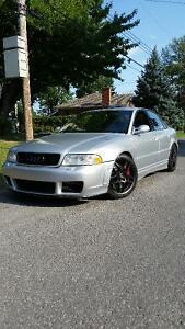 2000 Audi S4 Sedan twin turbo