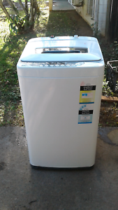 5.5KG HAIER FUZZY LOGIC WASHING MACHINE Bentley Park Cairns City Preview