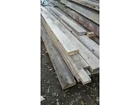 Hardwood Beams New and Used