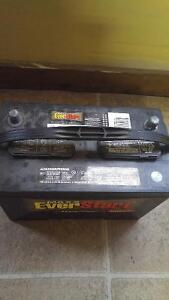 2014 battery 750 cranking amps 50.00