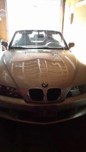 2002 Z3 BMW