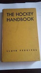 The Hockey Handbook by Lloyd Percival 1951 Oakville / Halton Region Toronto (GTA) image 2