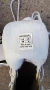 WinWell Ladies Figure Skates size 5 Kingston Kingston Area image 3